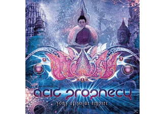 Acid Prophecy - Sons Of Solar Empire - (CD)