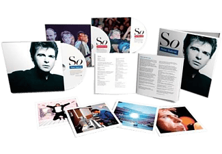 Peter Gabriel - So - 2012 Remaster - 25th Anniversary Limited Special Edition (CD)
