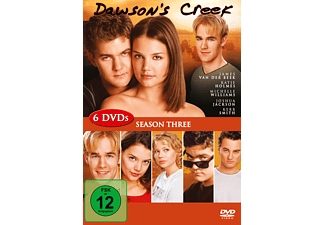 Dawson's Creek-Season Three-6 Dvds [DVD]
