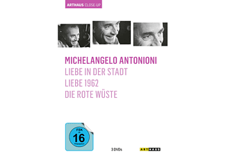 Michelangelo Antonioni Arthaus Close-Up - (DVD)