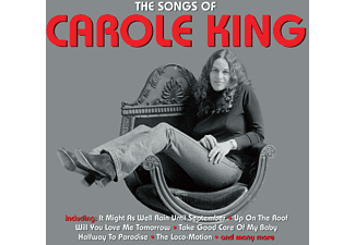 Carole King, VARIOUS - Songs Of - (CD)