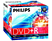 PHILIPS DVD+R 4,7 GB 10'lu Boş Medya