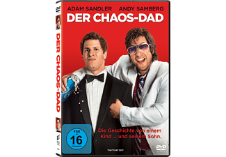 Der Chaos-Dad Komödie DVD + Video Album
