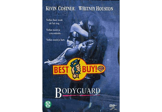 The Bodyguard DVD