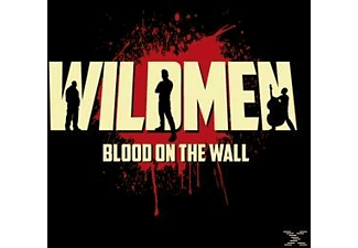 Wildmen - Blood On The Wall - (EP (analog))