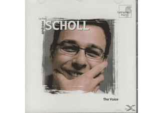 Reas Scholl - Andreas Scholl-The Voice - (CD)