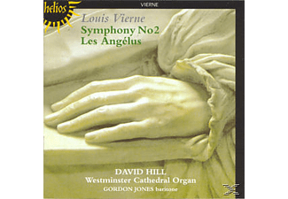 Hill,David/Jones,Gordon - Sinfonie 2/Les Angelus - (CD)