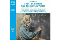 GREAT SCIENTISTS AND THEIR DISCOVERIES - (CD)