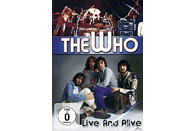 The Who - Live And Alive [DVD]