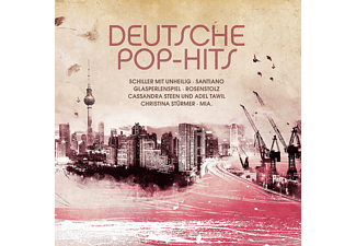 VARIOUS - Deutsche Pop-Hits - (CD)