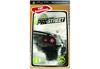 Need For Speed Prostreet Essential PSP