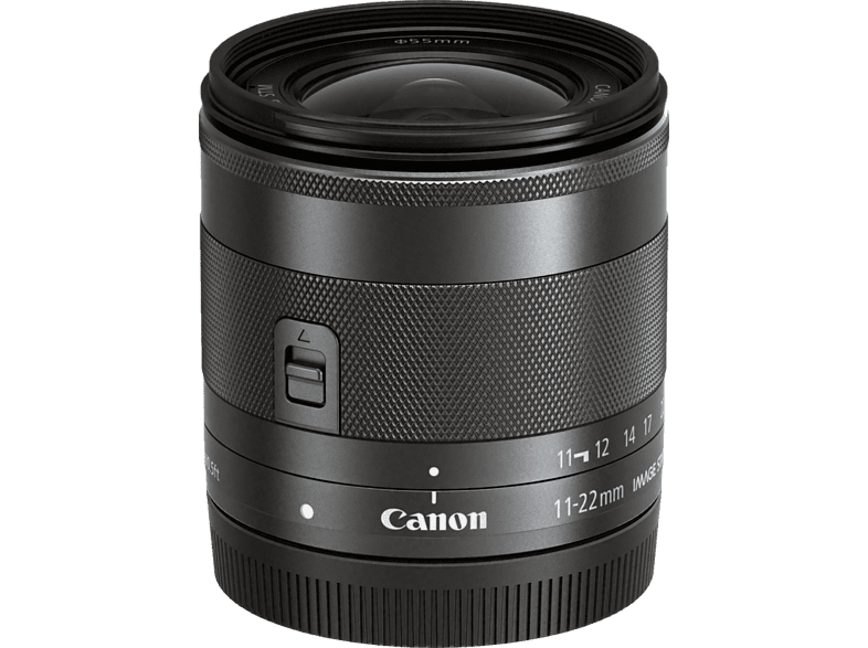 CANON EF-M 11-22mm IS STM , 11 mm - 22 mm