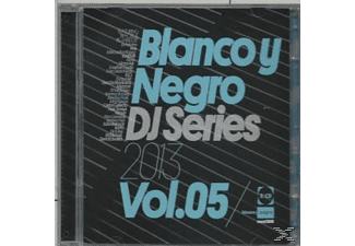 VARIOUS - Blanco Y Negro DJ Series 2013 Vol.5 - (CD)