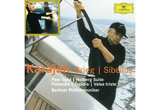 Carl August Nielsen, Herbert Von Bp/karajan - Peer Gynt Suite/Holberg Suite/Valse Triste - (CD)