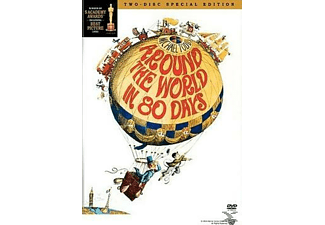 Around the World in 80 days - DVD