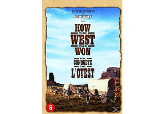 How the West was Won - DVD