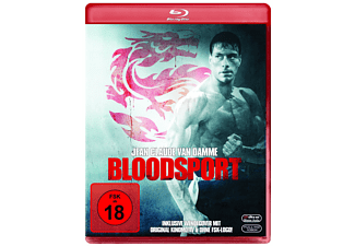 Bloodsport Action Blu-ray
