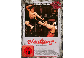 Bloodsport Action DVD