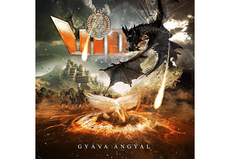 Vida Rock Band - Gyáva angyal (CD)