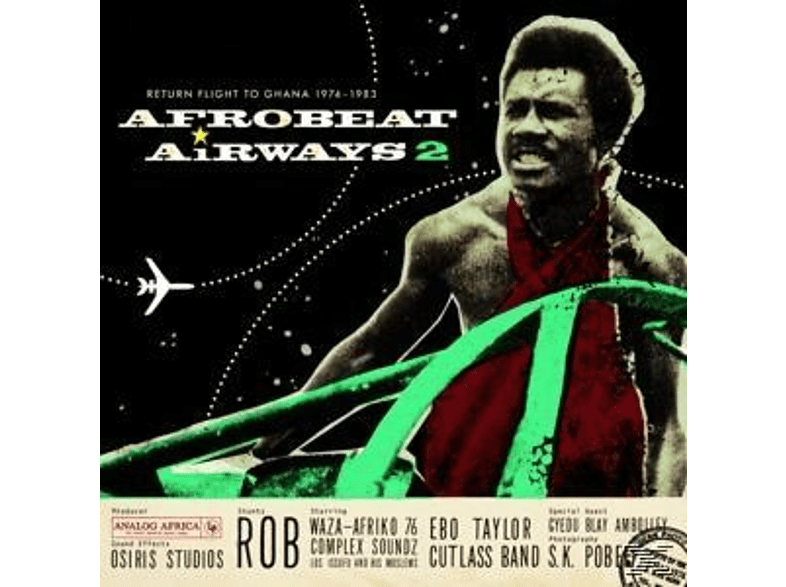 VARIOUS - Afrobeat Airways Vol.2 [Vinyl]