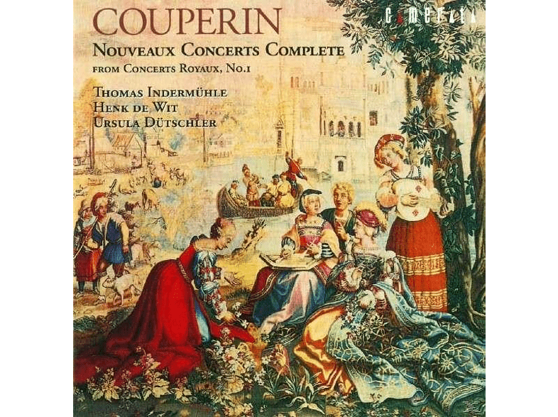 Thomas Indermuhle, Henk De Wit, Ursula Duetschler - Nouveaux Concerts Complete From Conc.Royaux,No.1 [CD]