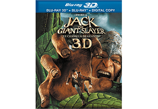 Jack The Giant Slayer 3D | 3D Blu-ray