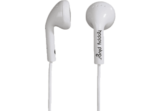 HAPPY PLUGS Earbud Wit (143592)
