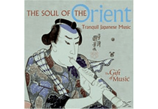 VARIOUS - The Soul of the Orient - Japanische Musik - (CD)