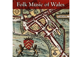 VARIOUS - Folk Music From Wales - (CD)