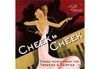 ASTAIRE/ELLINGTON/CROSBY/MILLER - Cheek To Cheek-Tanzmusik Der 20er & 30 - (CD)