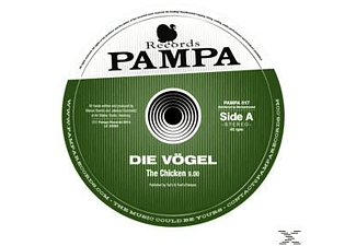 Die Voegel - The Chicken Ep - (Vinyl)