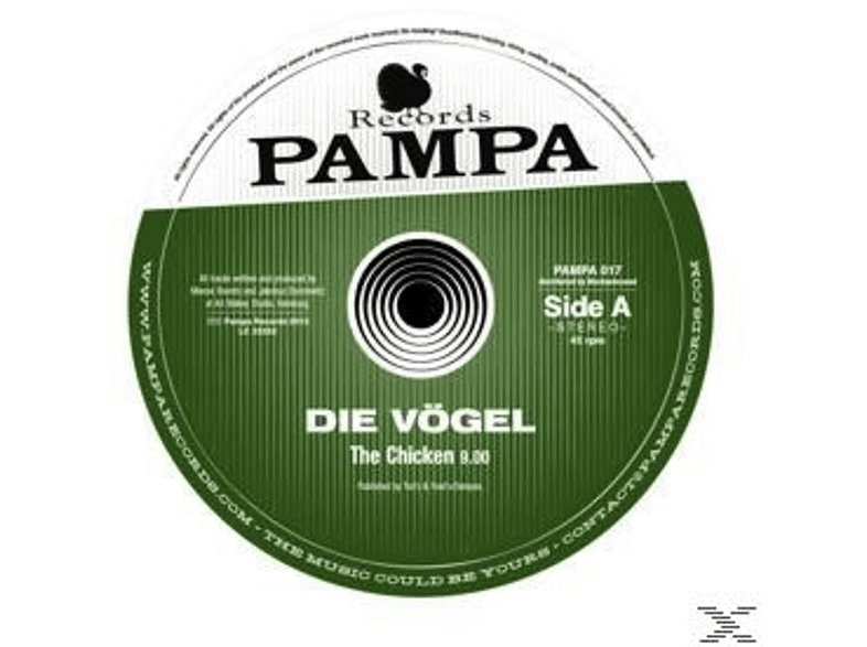 Die Voegel - The Chicken Ep [Vinyl]