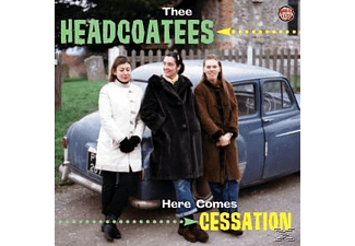 Thee Headcoatees - Here Comes Cessation - (Vinyl)