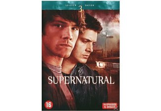 Supernatural - Seizoen 3 - DVD