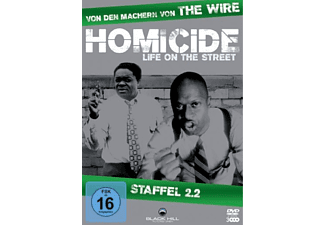 Homicide - Life on the Street, Staffel 2.2 - (DVD)