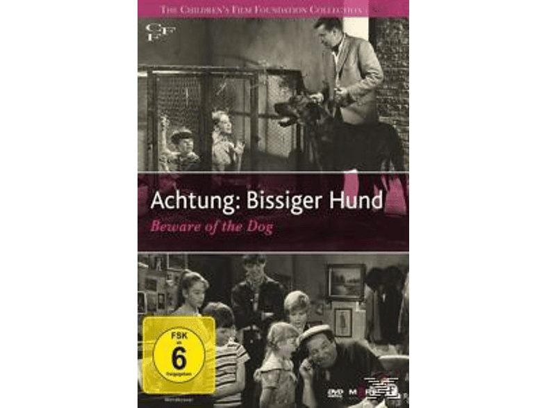 Achtung: Bissiger Hund (Beware Of The Dog, 1963) [DVD]