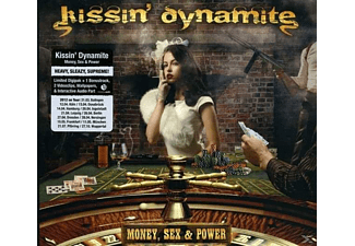 Kissin' Dynamite - Money, Sex & Power (Ltd.Digipak) - (CD)