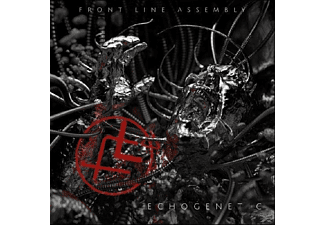 Front Line Assembly - ECHOGENETIC (LIMITED EDITION) - (Vinyl)