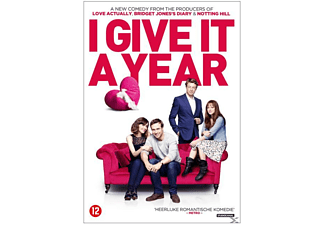 I Give It A Year | DVD