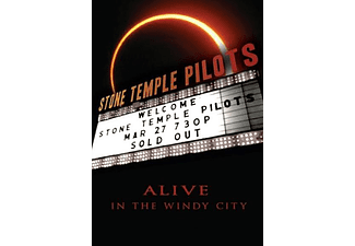 Stone Temple Pilots - Alive In The Windy City 2010 (DVD)