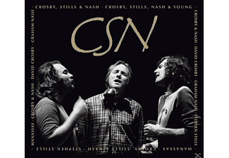 Crosby, Stills & Nash - Csn (4 Cd Box) | CD