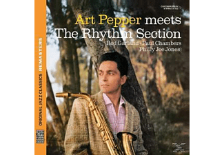 Art Pepper - Meets The Rhythm Section (Ojc Remasters) - (CD)