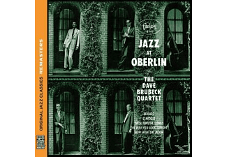 The Dave Brubeck Quartet - JAZZ AT OBERLIN (OJC REMASTERS) - (CD)