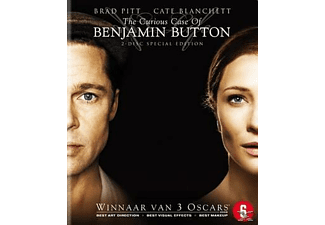 Curious case of Benjamin Button Blu-ray