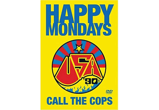 Happy Mondays - Call The Cops (DVD)