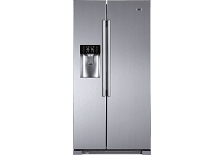 HAIER HRF-628IF6, Side-by-Side, A+, 1790 mm hoch, 910 mm breit, Edelstahl