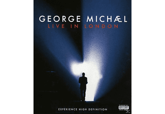 George Michael - Live In London | Blu-ray