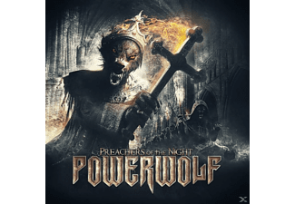 Powerwolf PREACHERS OF THE NIGHT Heavy Metal CD