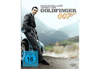 James Bond - Goldfinger Action Blu-ray