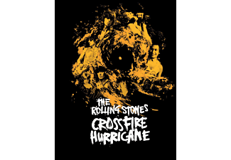 The Rolling Stones - Crossfire Hurricane (Blu-ray)